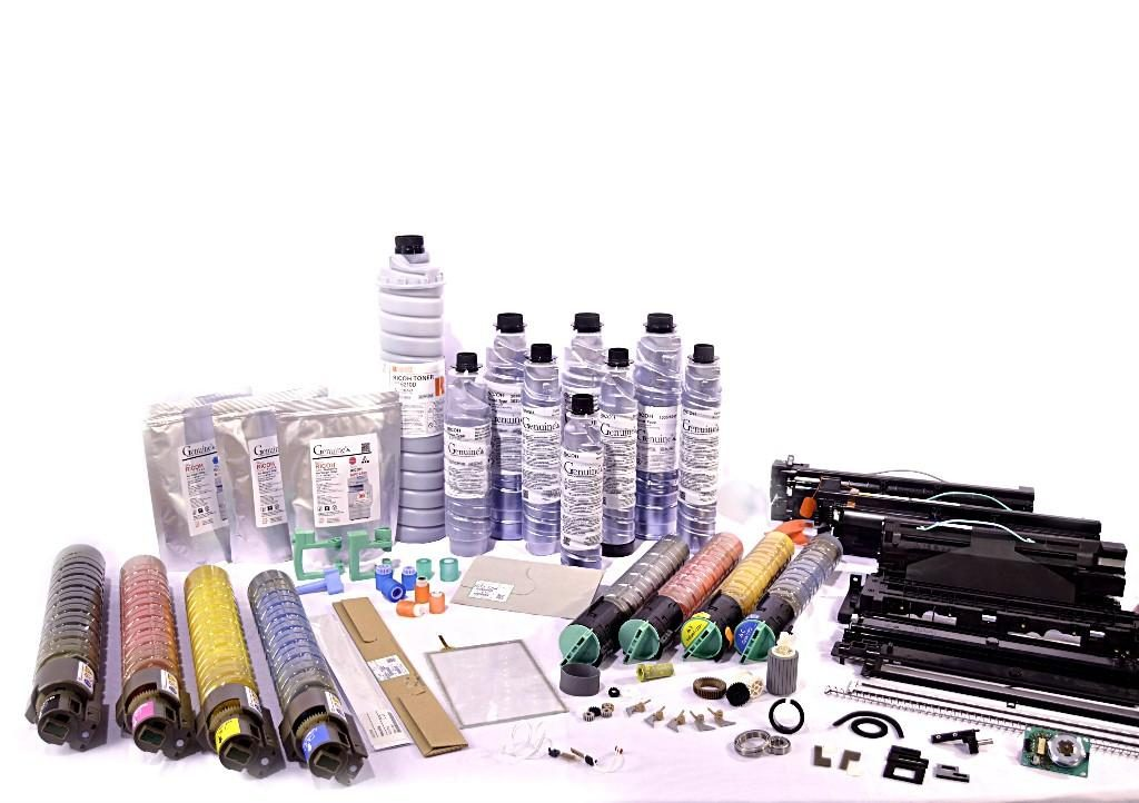 Ricoh Parts and Supplies - CBM Trading
